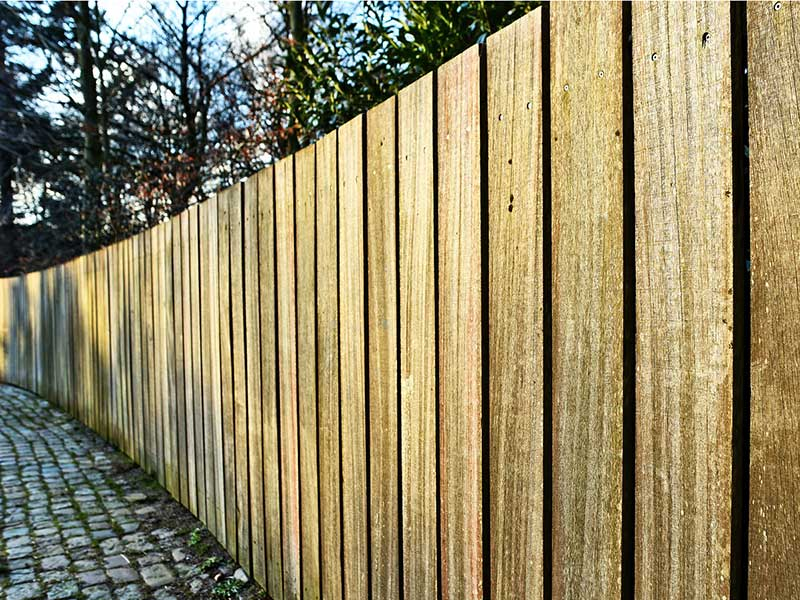 Fencing Scottish Borders